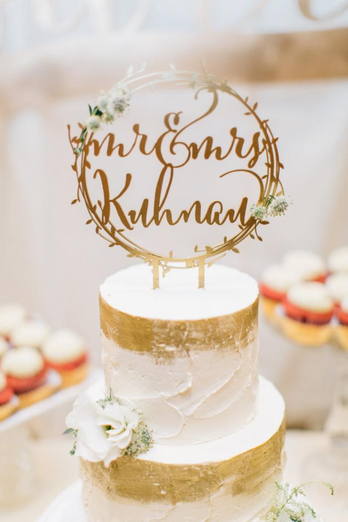 Wedding Cake Topper 15 Fancy undefined