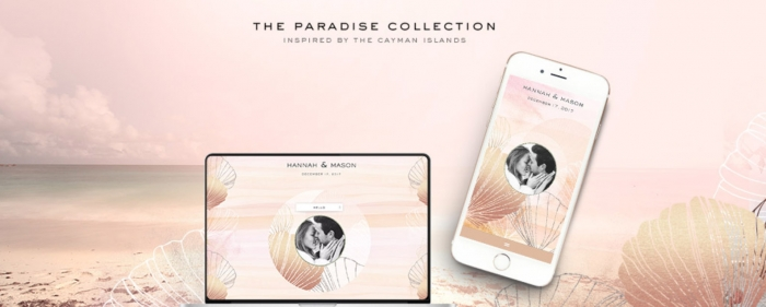 paradise appy couple