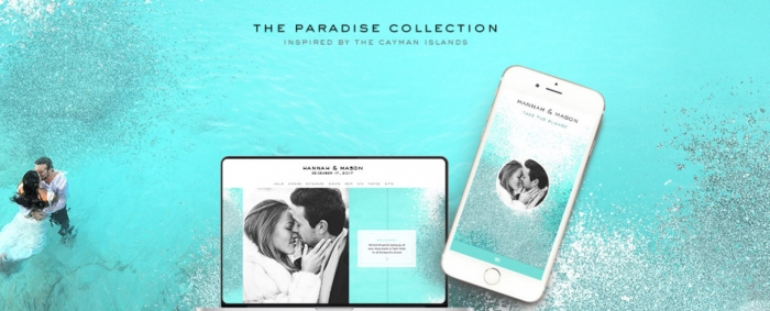appy couple paradise collection