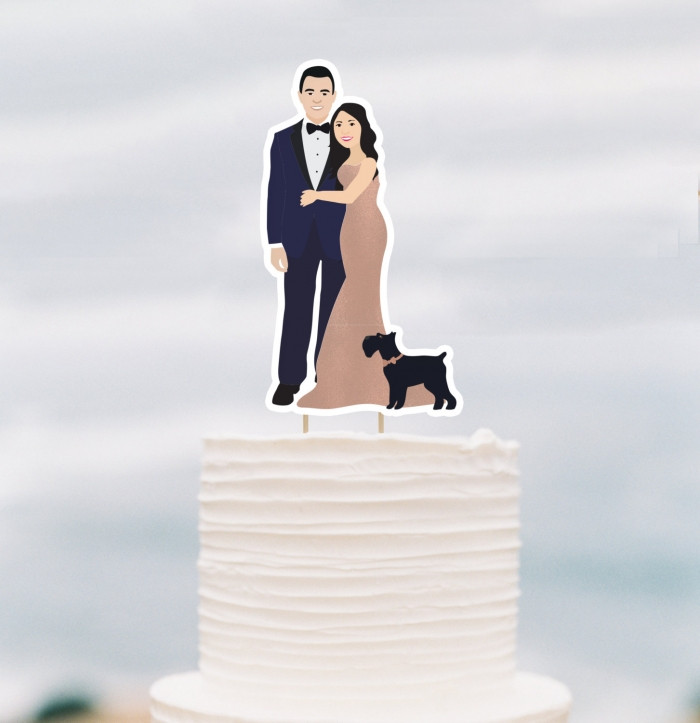 http://www.intimateweddings.com/wp-content/uploads/2017/05/portrait-wedding-cake-topper-700x723.jpeg