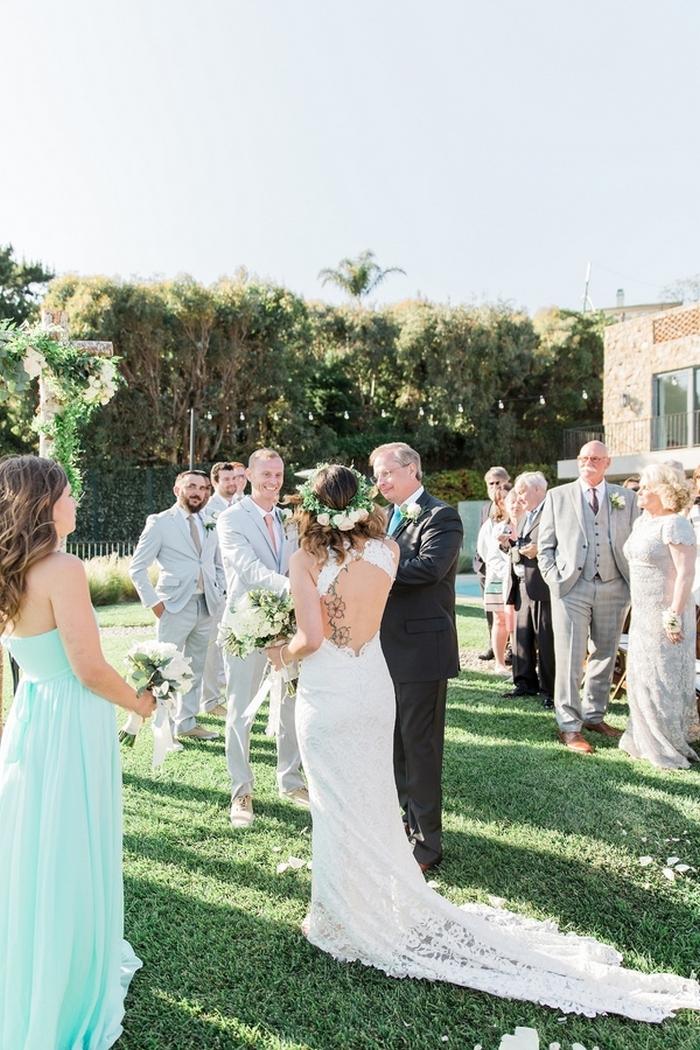 Malibu estates for wedding