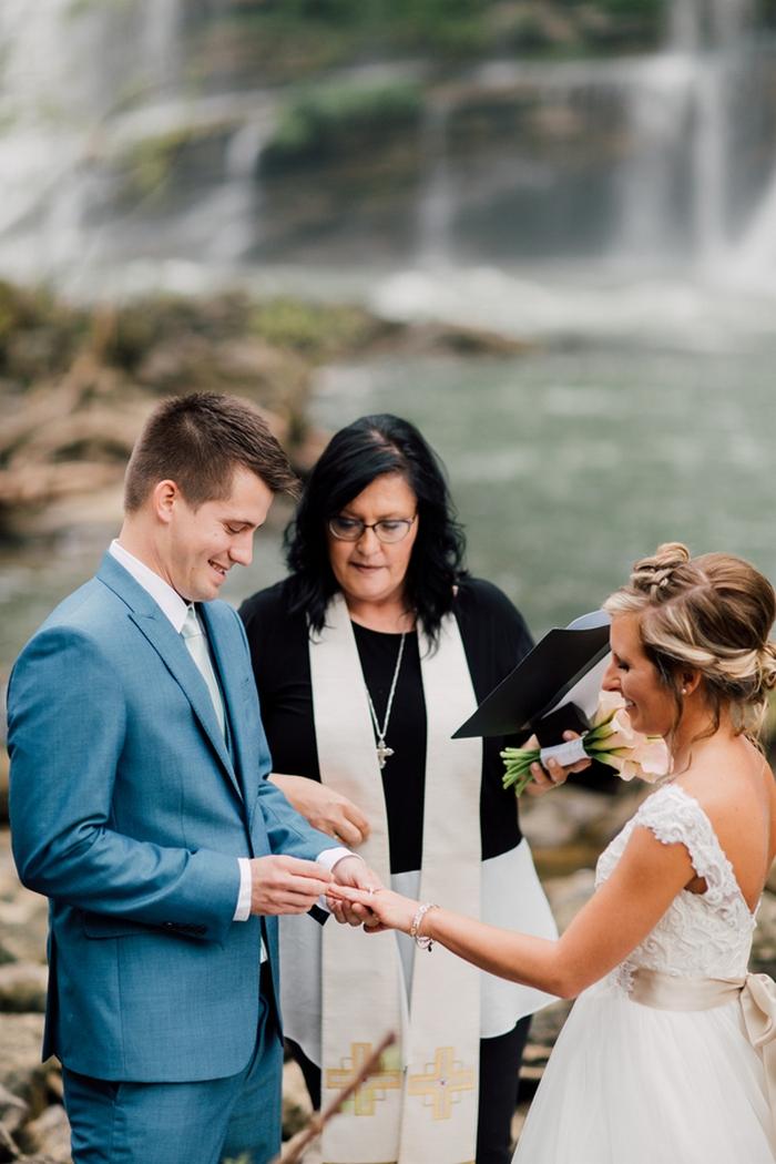 Sarah yentz wedding