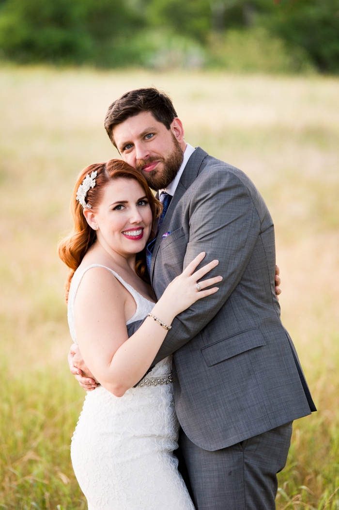 austin texas botantical garden wedding