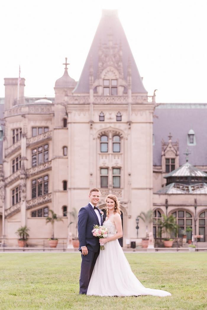 Biltmore Wedding Cost.Laura And Bradley S Biltmore Estate Elopement Intimate Weddings