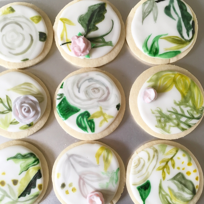 Wedding Ring Cookies 53 Fancy Everybody raise a glass