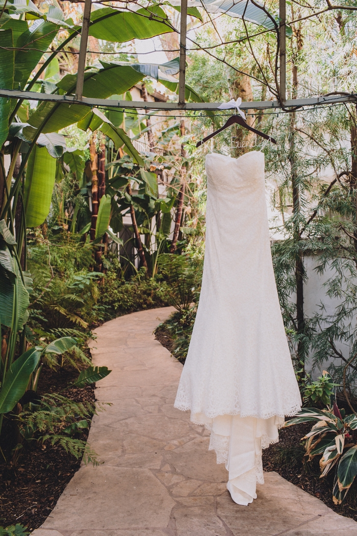 hollywood hotel intimate wedding