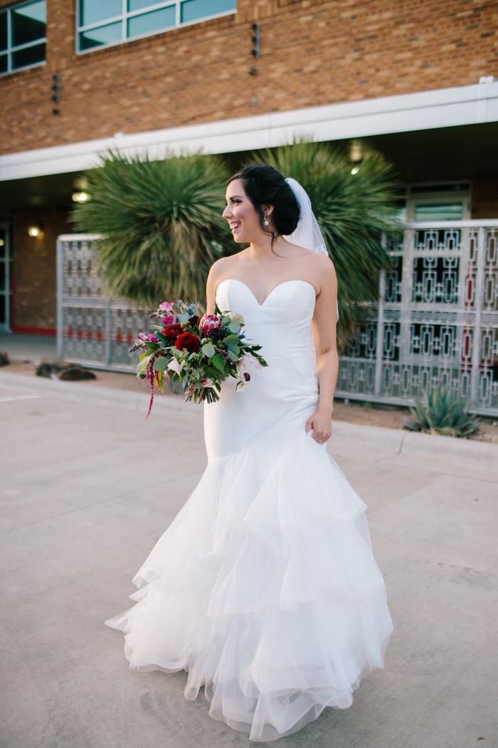 Janet And Richard's Intimate Texas Wine Cellar Wedding