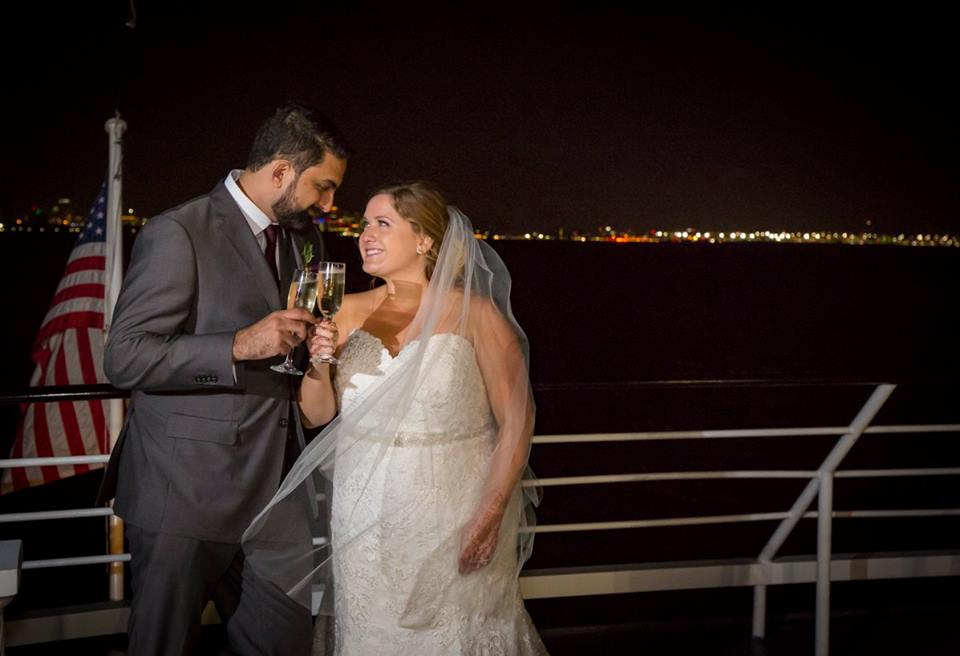 Odyssey Cruises Intimate Weddings Boston