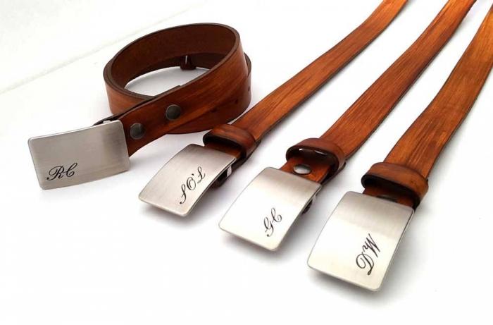 groomsmen belts