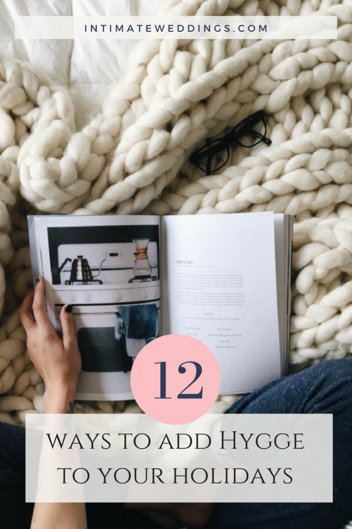 hygge to your holidays
