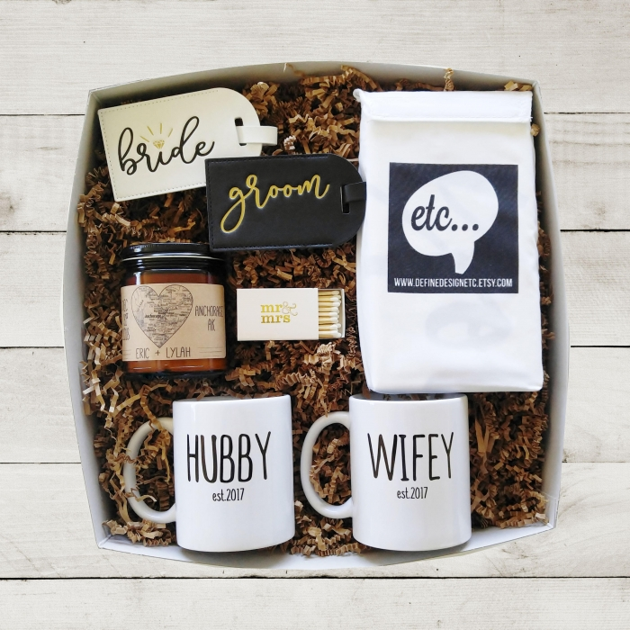 10 Mr Mrs Gifts Youll Love Intimate Weddings Small Wedding