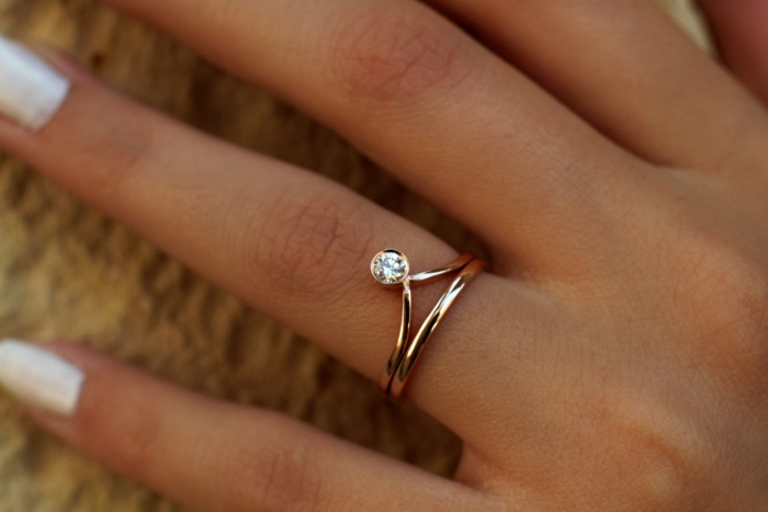 Our 10 Most Popular Engagement Ring Picks From Etsy Right