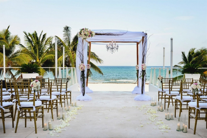 palace resorts mexico wedding