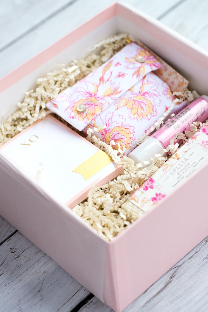 luxe and bloom gift