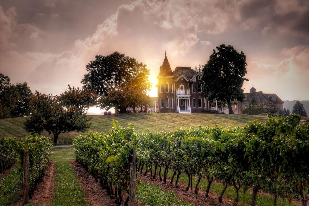 peninsula ridge winery weddings