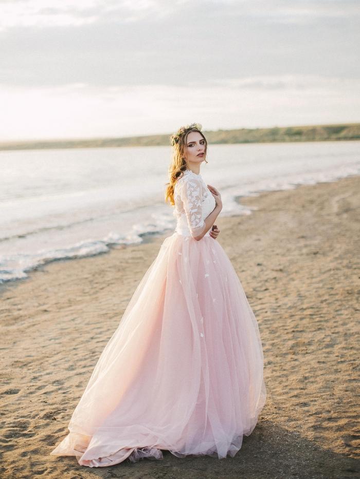 8 Stunning Floral Wedding Dresses | Intimate Weddings - Small ...