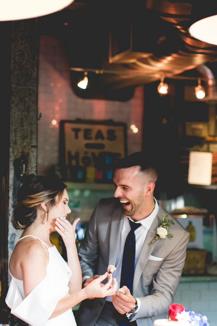 georgia restaurant elopement