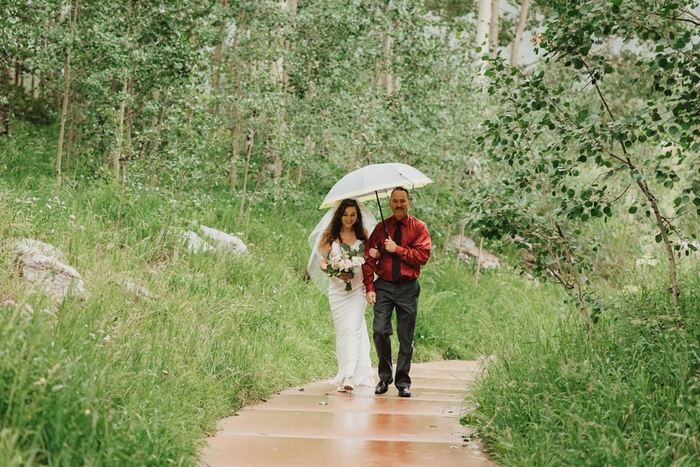 white river national forest wedding