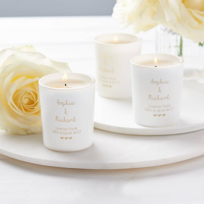 8 Luxurious Wedding Favors Intimate Weddings Small Wedding Blog