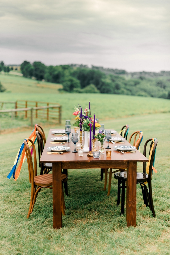 farm styled shoot