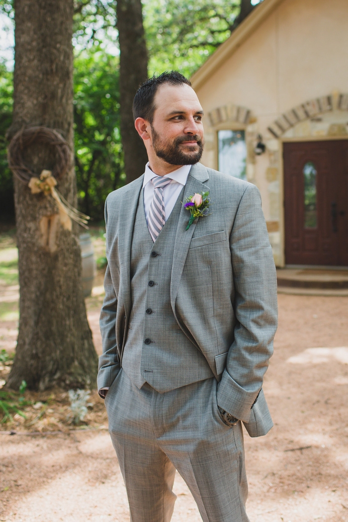 Angela and Kevin's Intimate Texas Winery Wedding | Intimate Weddings
