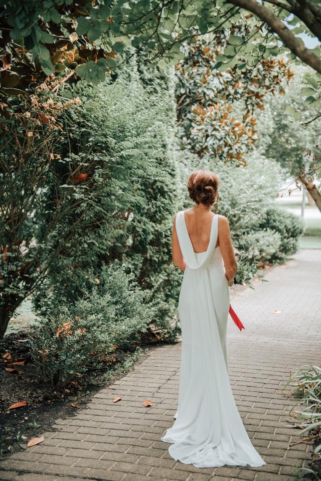 intimate tennessee wedding