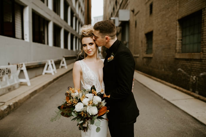 edgy styled shoot