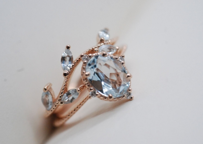 8 Stunning Engagement Rings From Etsy That Cost Less Than 1 000