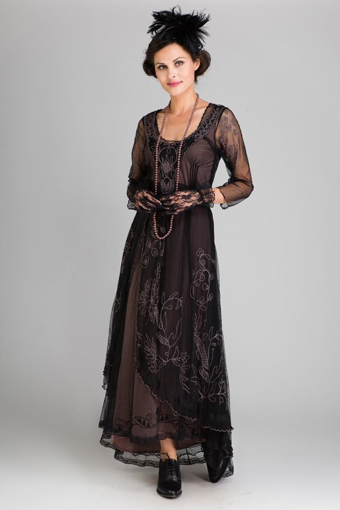 b9b2dfa740 Elegant Vintage Wedding and Mother-of-the-Bride Dresses from Nataya ...