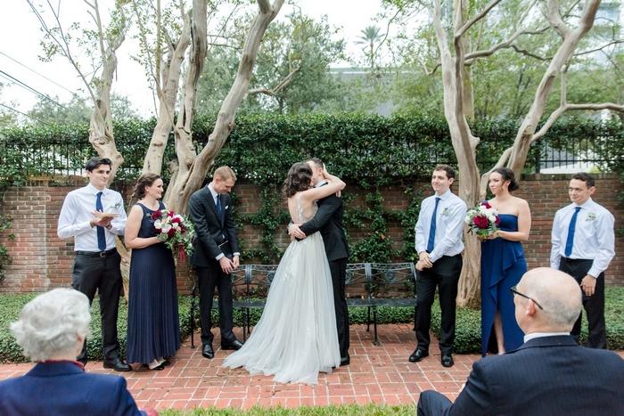 micro wedding in texas