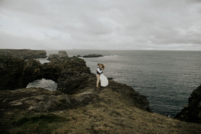 iceland intimate wedding