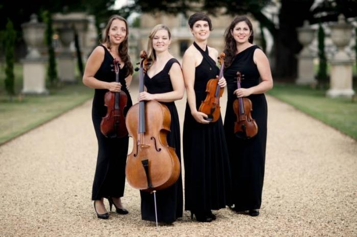 String Quartet Wedding.5 Reasons Why You Should Hire A String Quartet For Your Wedding