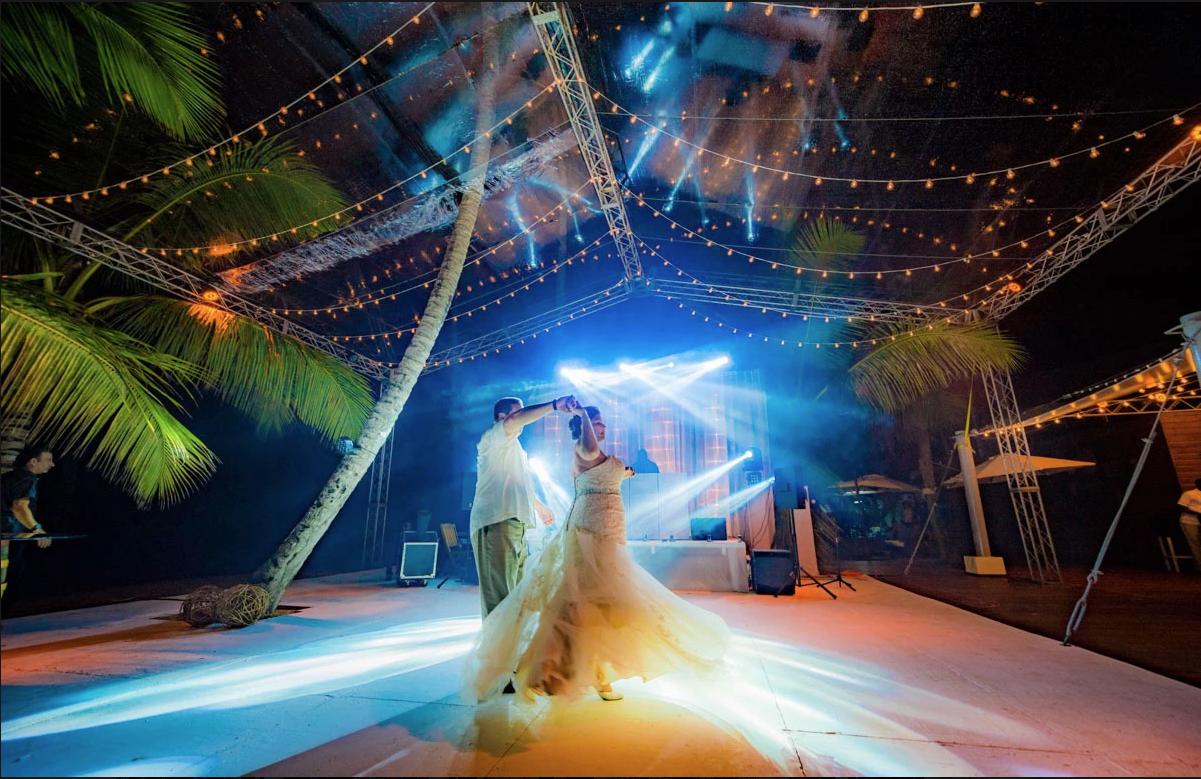 Sublime Samana Hotel & Residences-wedding-reception-2