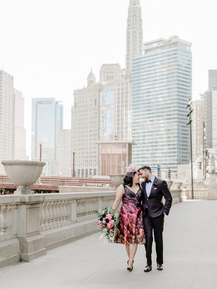 chicago city hall elopement