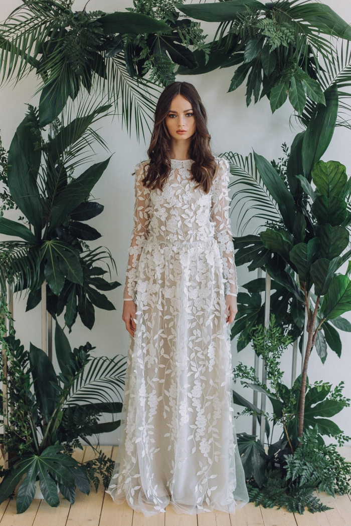 The Best Modern Boho Wedding Dresses From Etsy Intimate