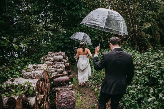 sooke bc intimate wedding