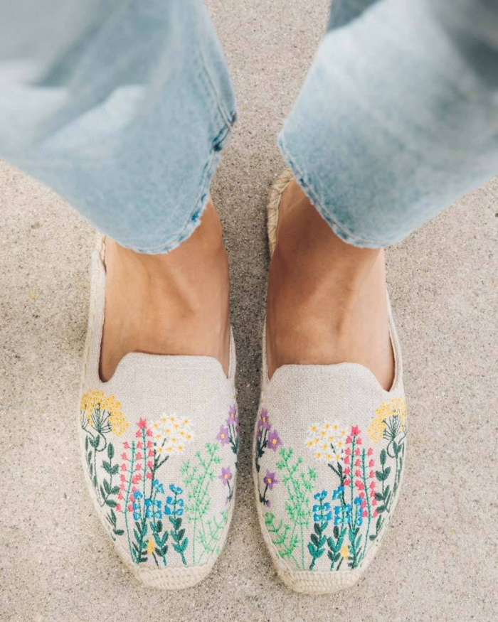 10 Cute + Comfortable Bridal Shoes For