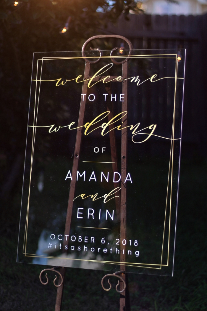 wedding sign etsy