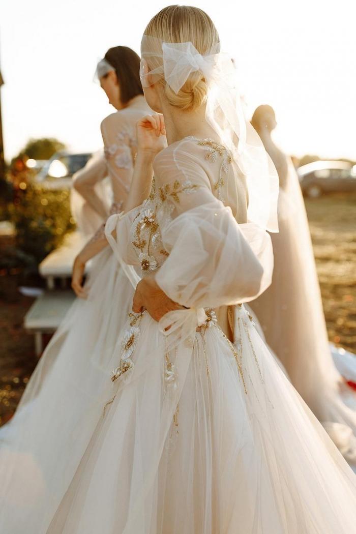 a-line wedding dress etsy