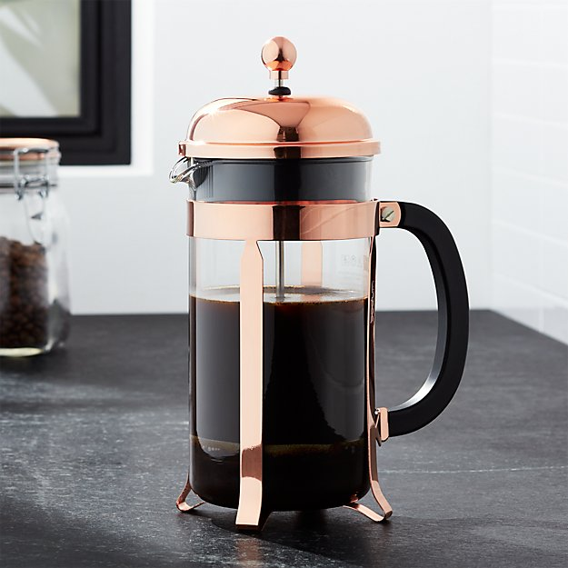 bodum french press coffee maker wedding registry