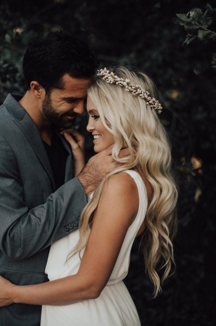 flower crown etsy wedding