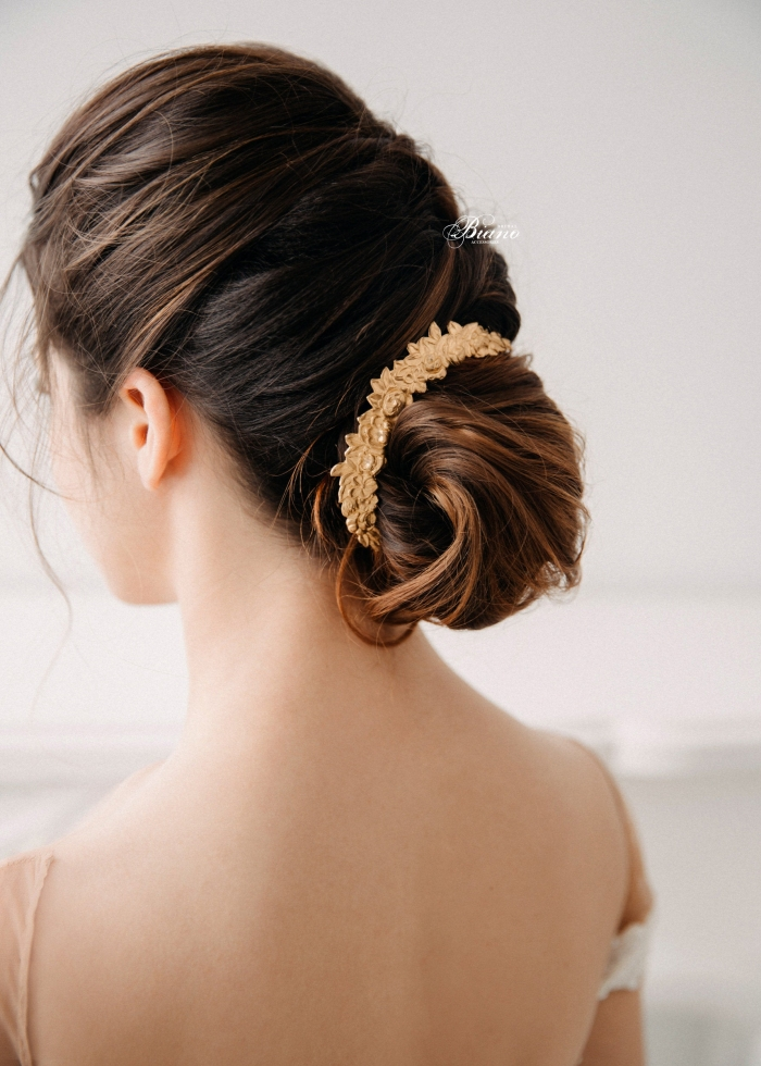 bridal hairpiece etsy