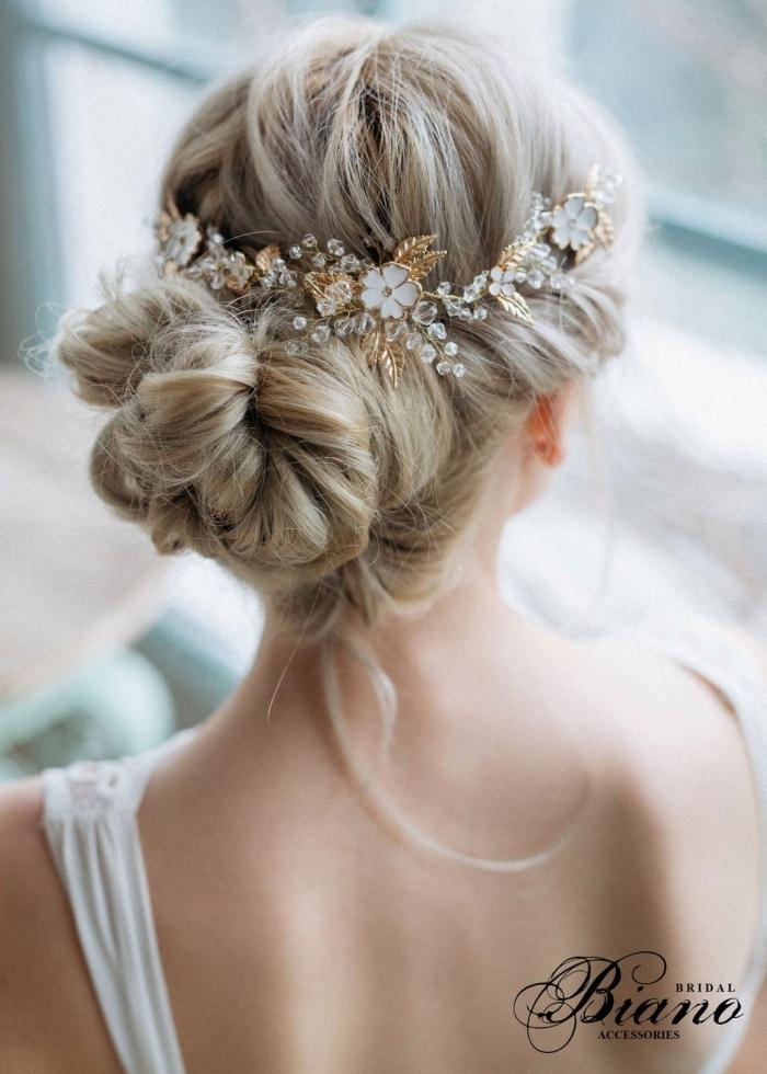 crystal bridal hair comb etsy