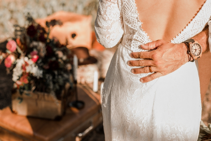 boho styled shoot texas