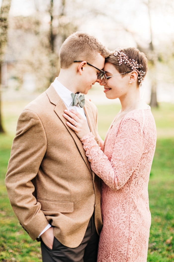 coopers landing inn elopement