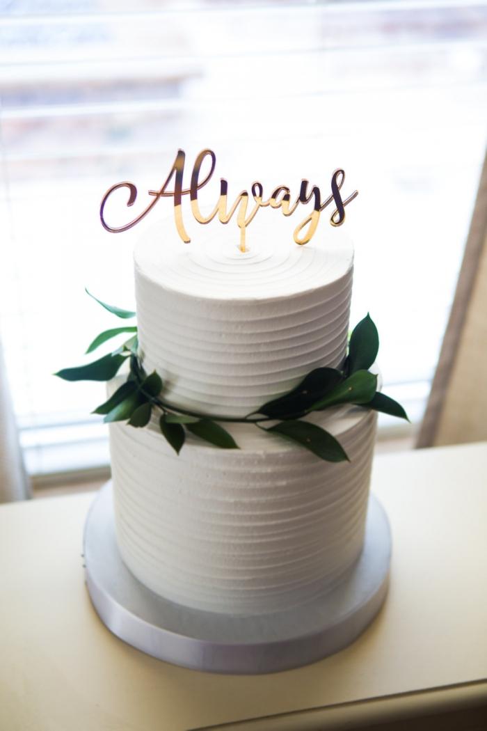 harry potter wedding cake topper