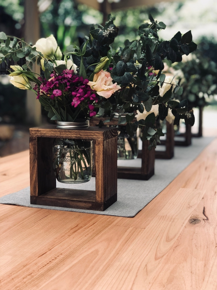 wedding centerpiece etsy