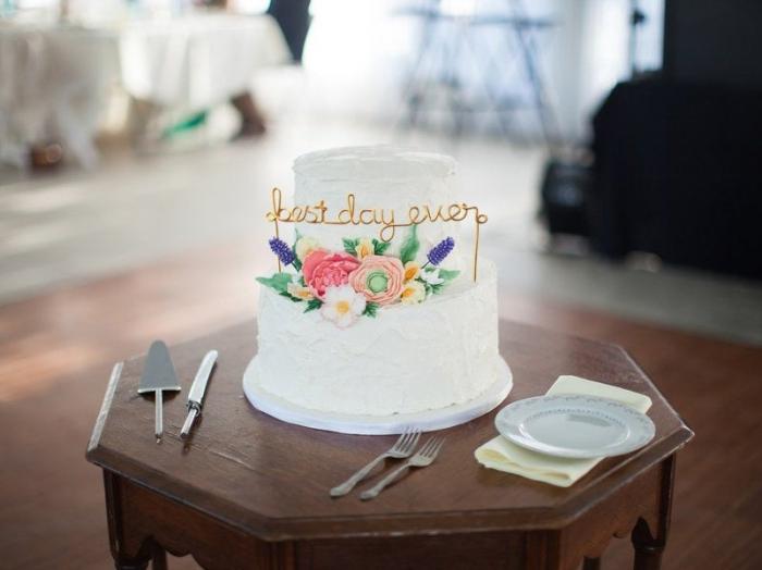 wire wedding cake topper etsy