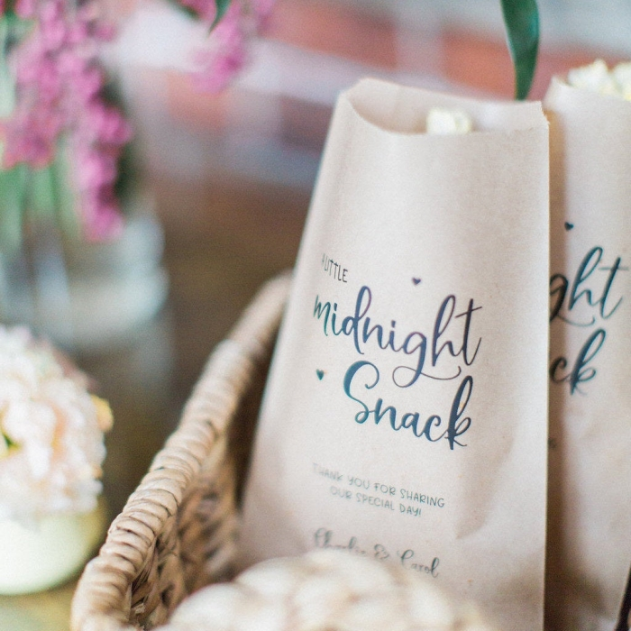 wedding favor bags for cheap diy wedding favors