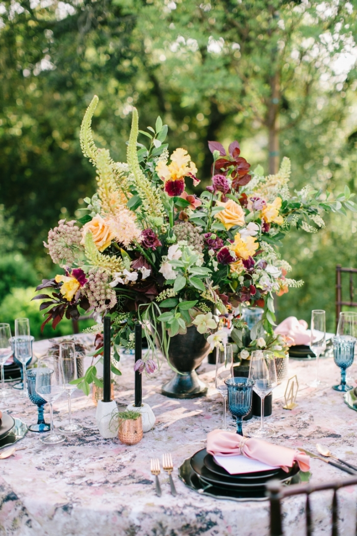 floral bouquet small wedding